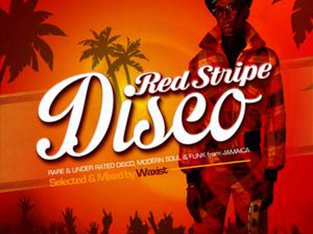 Waxist – Red Stripe Disco
