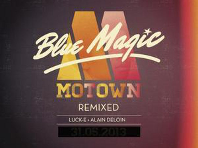 DJ.DELOIN & DJ.LUCK-E // Blue Magic __ 80's MIX