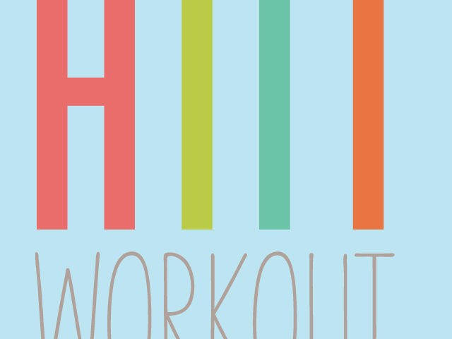 Things about HIIT (High-Intensity Interval Training)