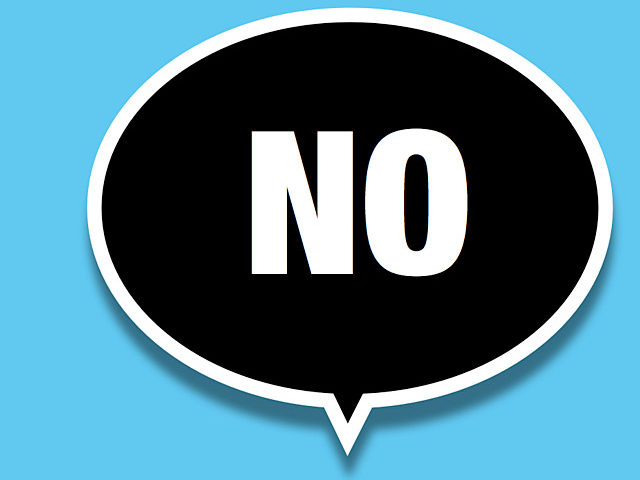 Creative People Say No