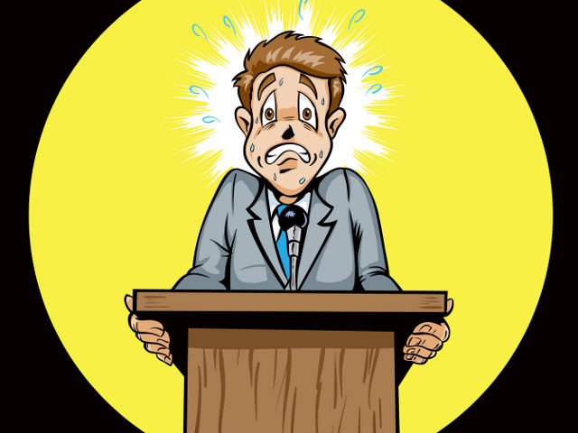 What happens to our brains when we have stage fright: The science of public speaking