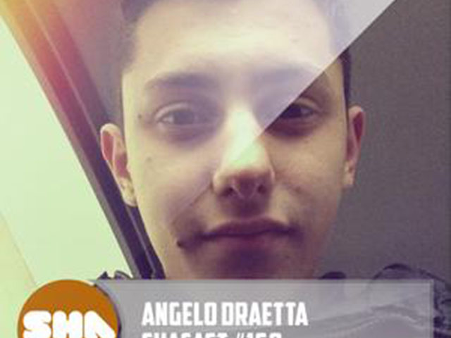 SHA PODCAST 168 // ANGELO DRAETTA