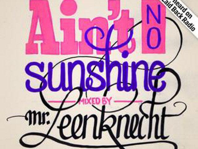 Mr. Leenknecht – Ain't No Sunshine